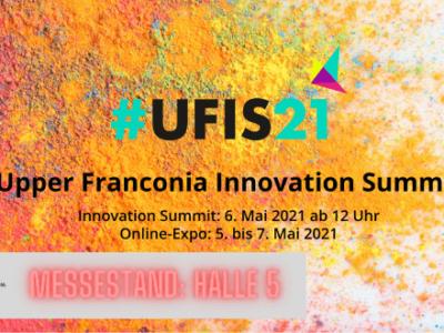 UFIS 2021 ZukunftsDEsign Messestand Halle 5